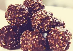 Recette de Ferrero Rocher™ maison toute simple et rapide à faire