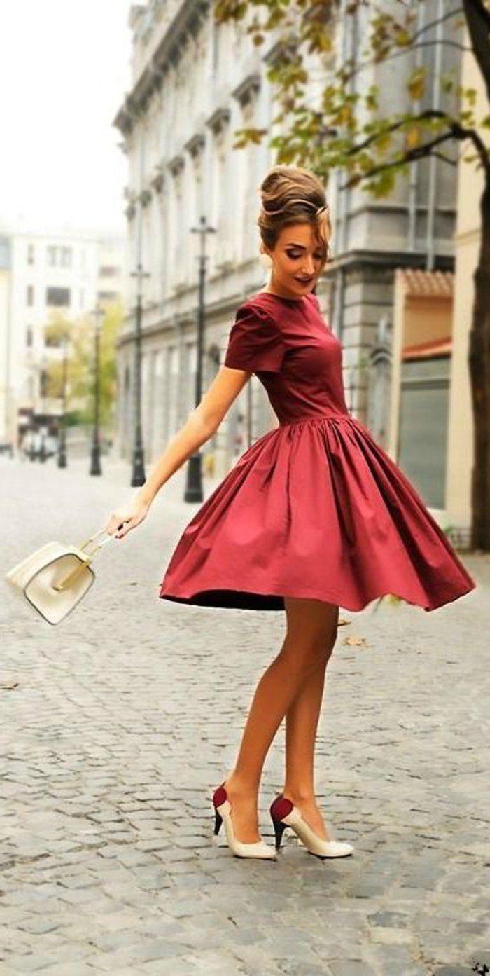 Comment s habiller tenue chic et classe femme élégante habillé