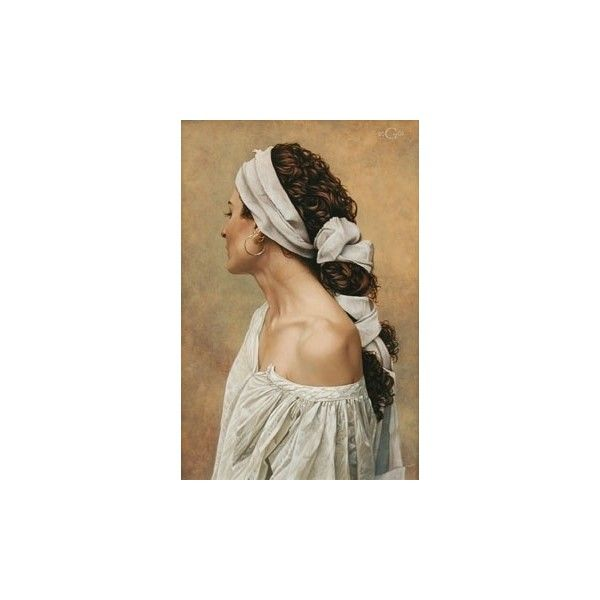David Gray Classical Realism Oil Paintings ❤ liked on Polyvore featuring home, home decor, wall art, people, grey paintings, gray home decor, motivational paintings, gray painting and inspirational paintings