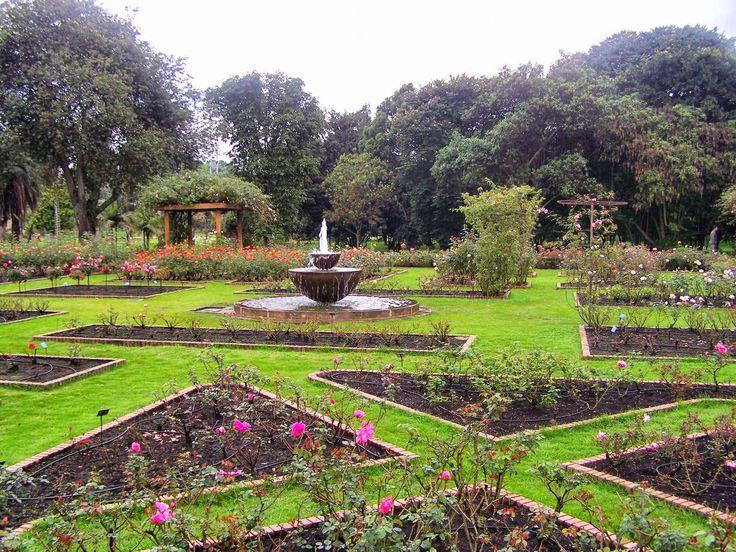 Una atracción turística en Colombia es Bogotá Botanical Garden.