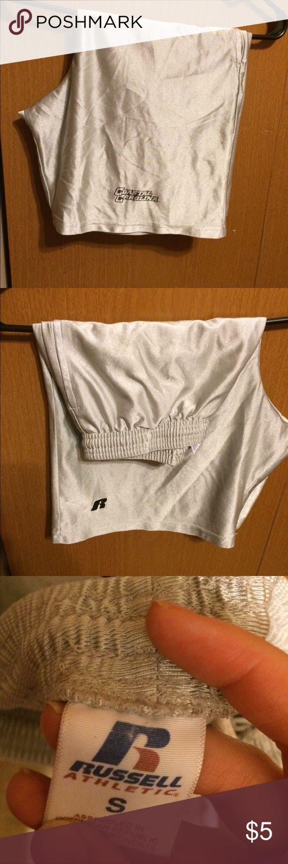 Coastal Carolina University Basketball shorts Basketball shorts with pockets on each side. Russell Athletic Shorts