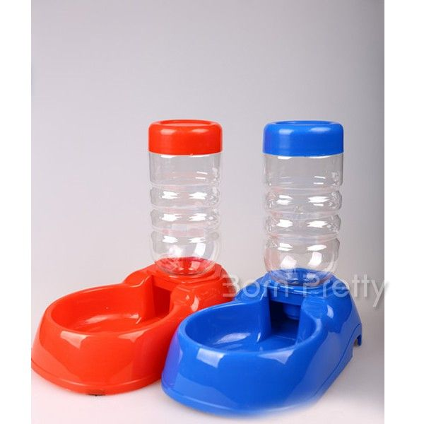 I find an excellent product on @BornPrettyStore, 1Pc Safty Dog Cat Water Bowl Automatic Wateri... at €7.50. http://www.bornprettystore.com/-p-8366.html