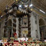 Celebraciones Litúrgicas del Papa Francisco de febrero a marzo 2015