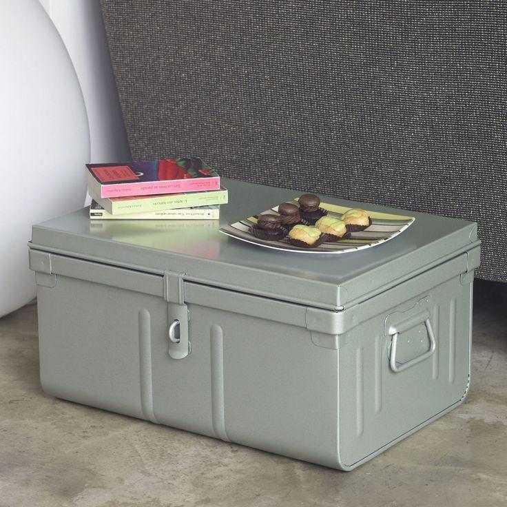 les 25 meilleures id es concernant malle de rangement sur. Black Bedroom Furniture Sets. Home Design Ideas