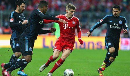 Hamburg vs Bayern: Hamburgo (Hamburg) Bayern de Munique (München) disputam um lugar na próxima fase da Taça da Alemanha. Estes conjuntos são velhos...  http://academiadetips.com/equipa/hamburg-vs-bayern-munique-apostas-online/