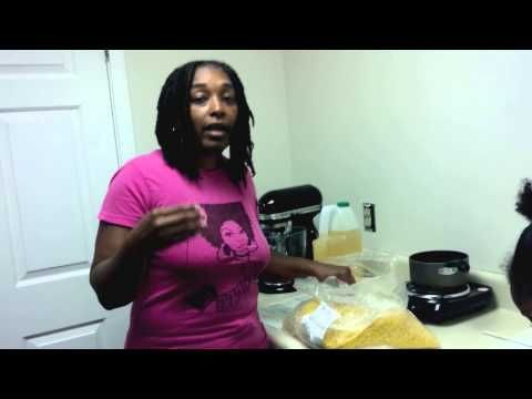 Nandi Reviews #Beeswax from #Jedwards Int (bulknaturaloils.com) - YouTube #productreview