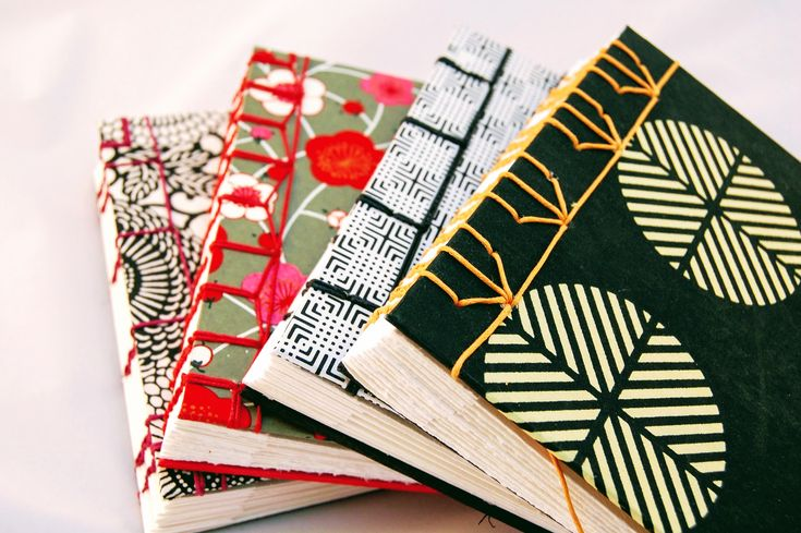 Collection of sketchbooks, with mixed media paper - Bold!