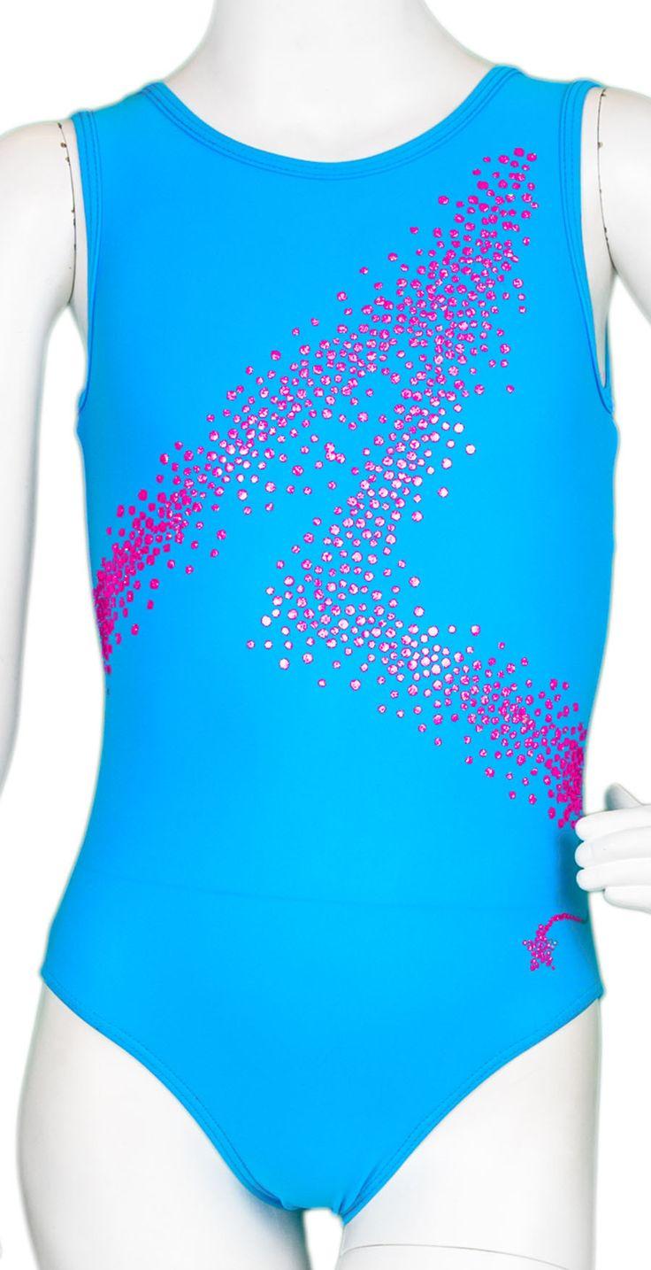 Destira: Turquoise Sequin Zee Leotard #leotard #leotards #gymnastics #gymnast
