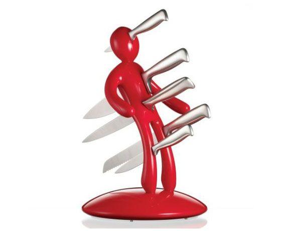 unusual kitchen gadgets | Unique Red Kitchen Accessories And Gadgets | iDesignArch | Interior ...