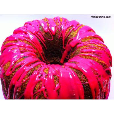 M & M Nutella Cake, #BundtaMonth | Ninja Baking
