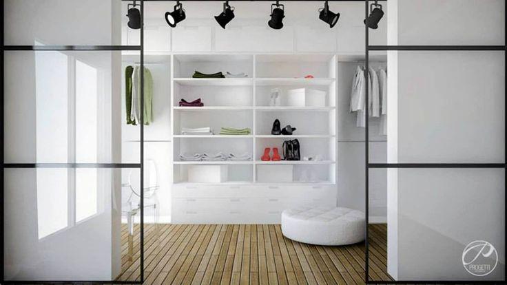 Dressing de style de style Moderne par Progetti Architektura