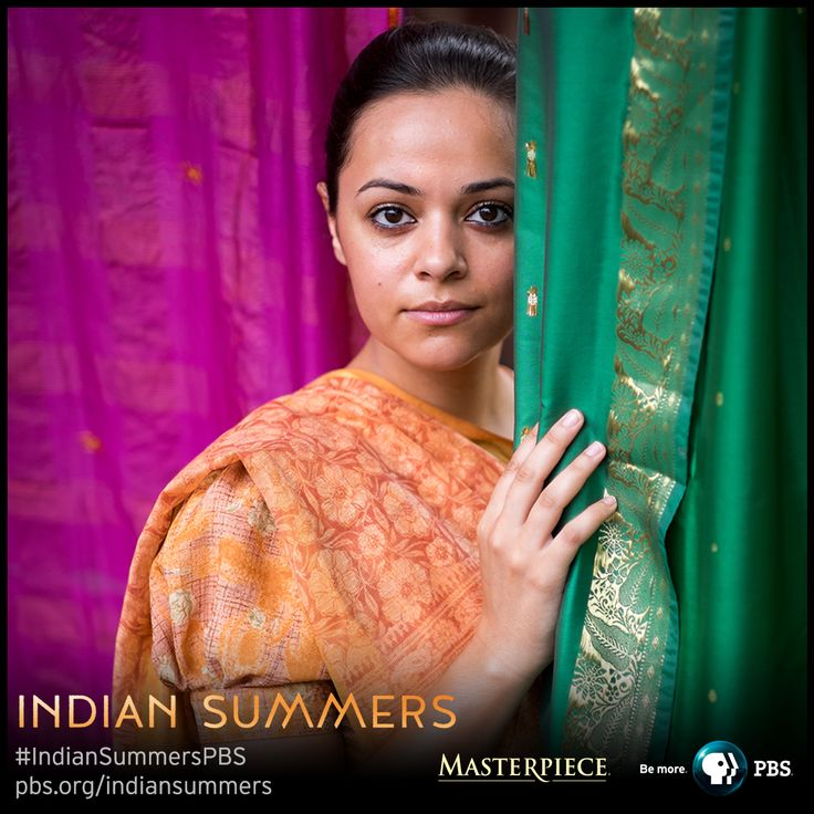 Sooni Dalal (Aysha Kala) | Indian Summers, as seen on MASTERPIECE on PBS