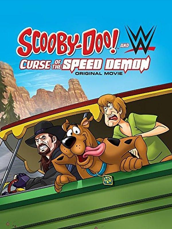 Scooby-Doo! and WWE: Curse of the Speed Demon (Video 2016)
