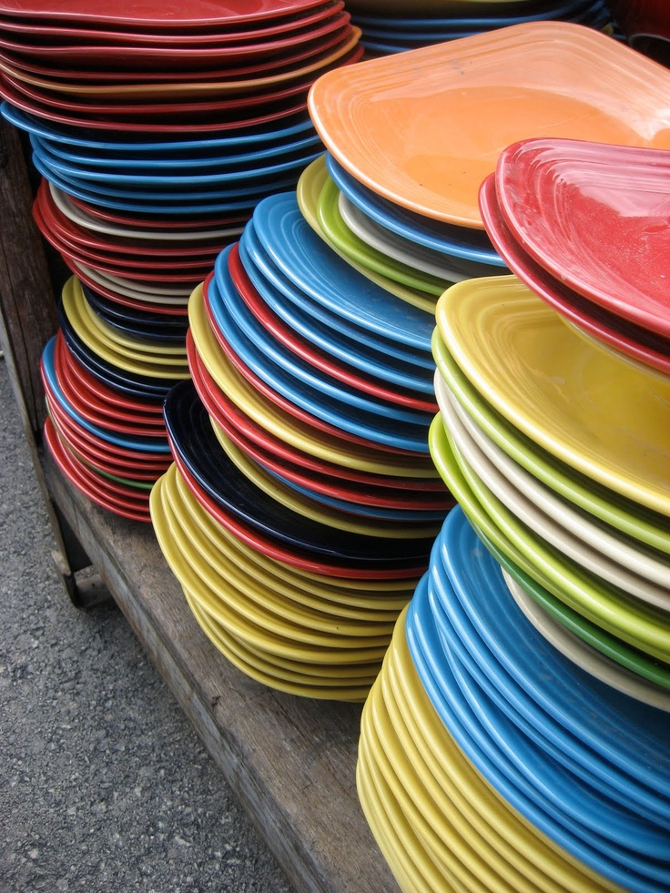 Square Fiesta® Dinnerware Plates at the Homer Laughlin China Companyu0027s Retail Factory Outlet | A & 146 best Fiesta® / Homer Laughlin China: Square Fiesta® images on ...