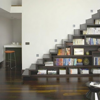 Shelving & Stairs