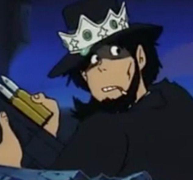 Jigen Daisuke - Lupin the 3rd