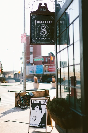 Sweetleaf   Long Island City, NY, A-Board, Sandwich Board