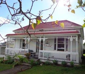 Kingsland Explorer - an older Auckland suburb and home of the All Blacks