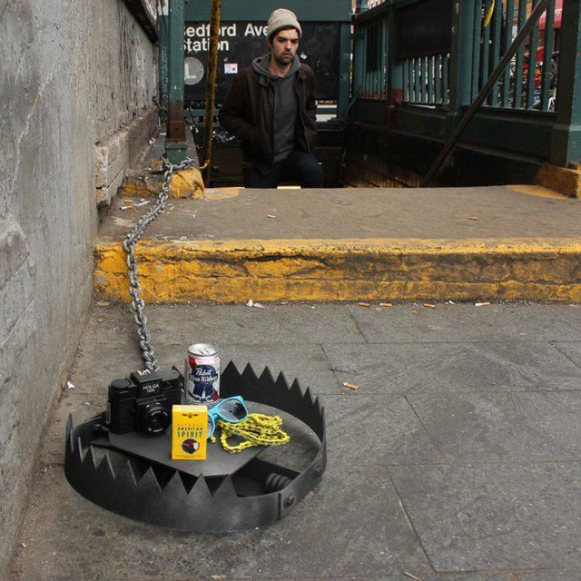 Hipster Trap in New-York