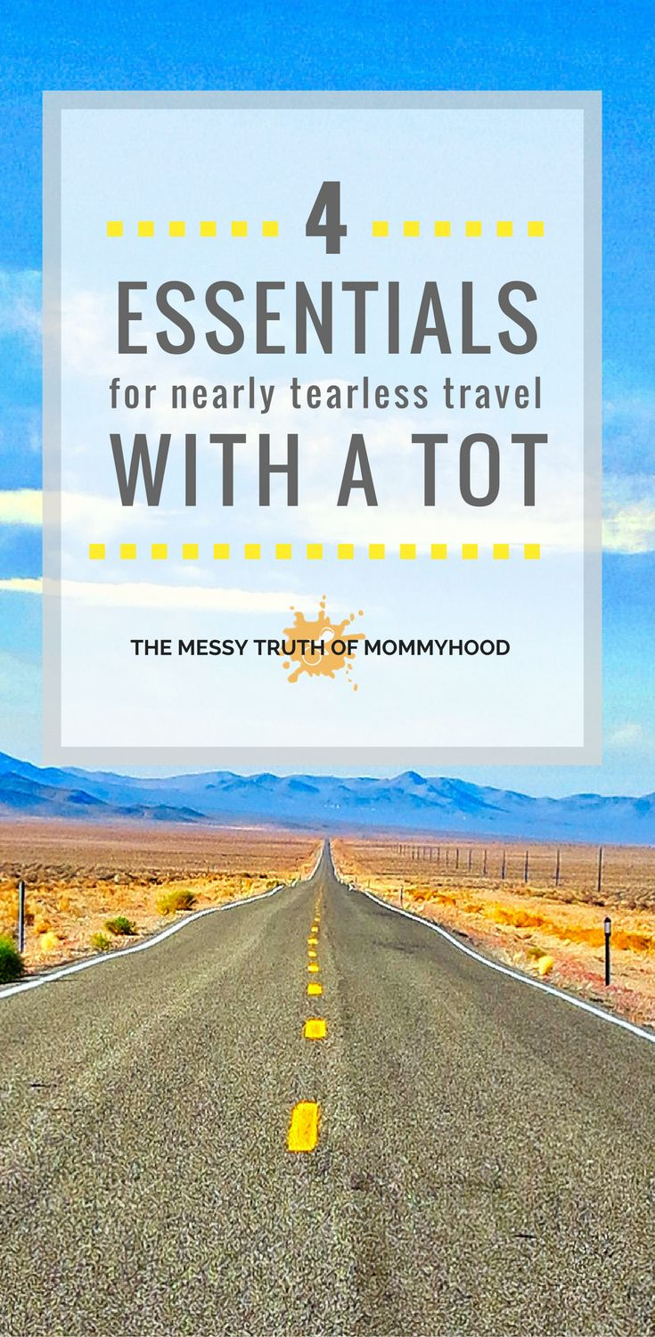 Road Trip with a Toddler: Four Essentials for Nearly Tearless Travel