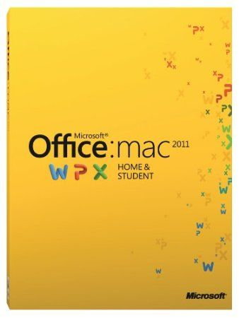 Microsoft Office for Mac Home and Student 2011 helps your family make the most of every opportunity, every day, from managing home projects and planning important gatherings to helping your kids polish their homework.  Price: $89.99