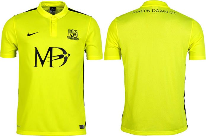Southend United 2015 16 Nike Away Kits One Team In Essex