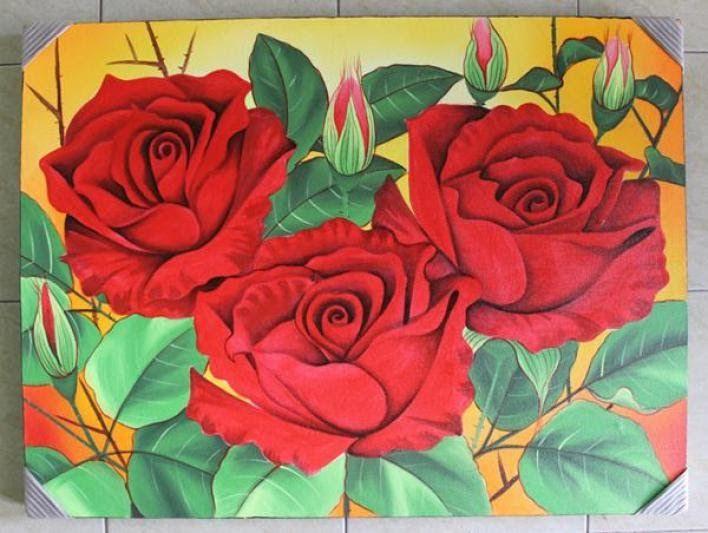Https Ift Tt 35lpgvg 50 Contoh Gambar Lukisan Bunga Sederhana Yang Indah Di Dunia Https Encrypted Tbn0 Gstatic Com Im Lukisan Bunga Gambar Mawar Bunga Bakung
