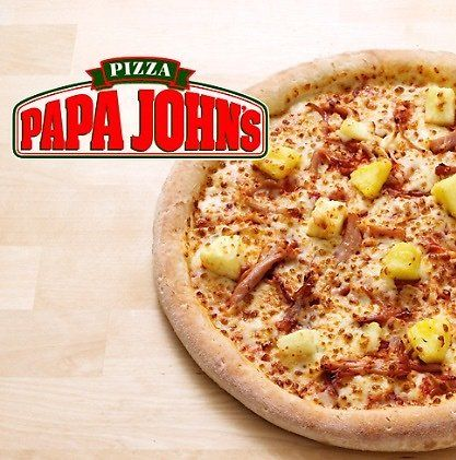 Papa John's - Buy One Get One Free Large or XL Pizza