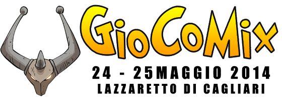 Giocomix 2014 a #Cagliari per la 5^ edizione - Eventi #Sardegna