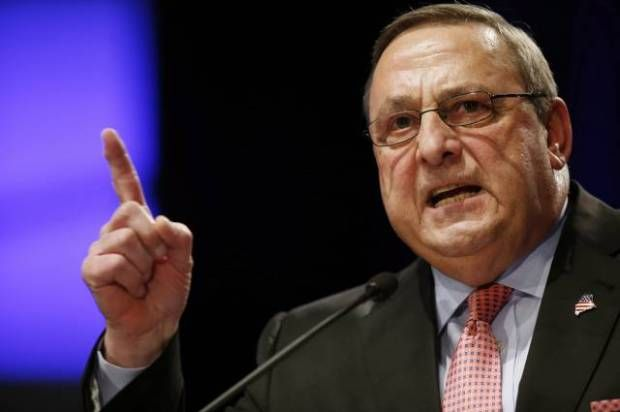 Paul LePage is facing impeachment: Why the Tea Party hero's luck may have finally run out