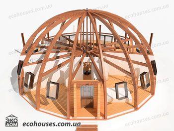 Экодом - Купольные дома