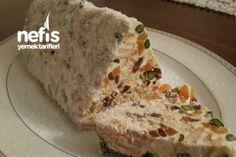 Beyaz Mozaik Pasta Tarifi