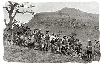 A Timeline of South Africa | The first Anglo-Boer War | Event view