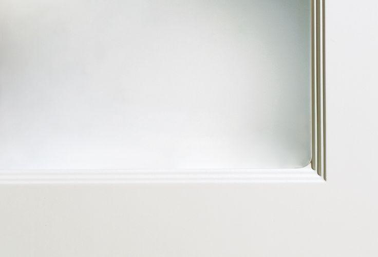 FBP porte | Collezione GIOIA - Dettaglio vetro #fbp #porte #legno #door #wood #glass