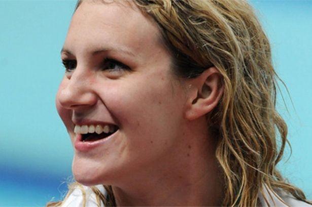 Jazz Carlin - Welsh swimmer
