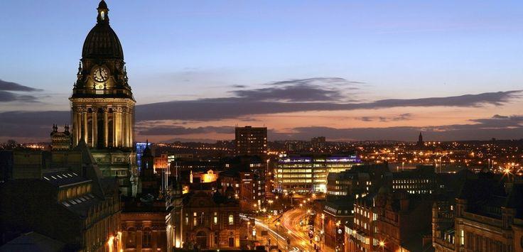 My home town, Leeds