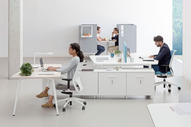 Efit task seating: ergonomics combined with a distinctive aesthetic #office #chair #Actiu