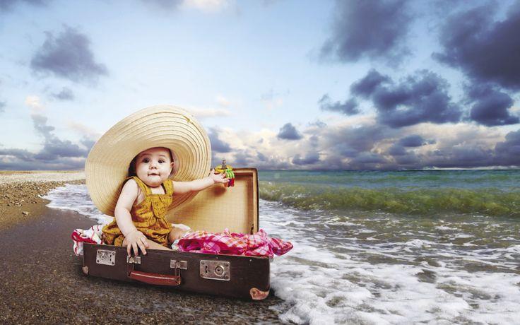 Pleci in calatorie cu copiii? Sfaturi utile
