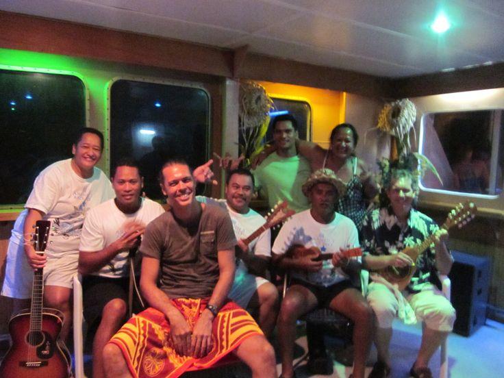 Marquesa Island, Tahiti
