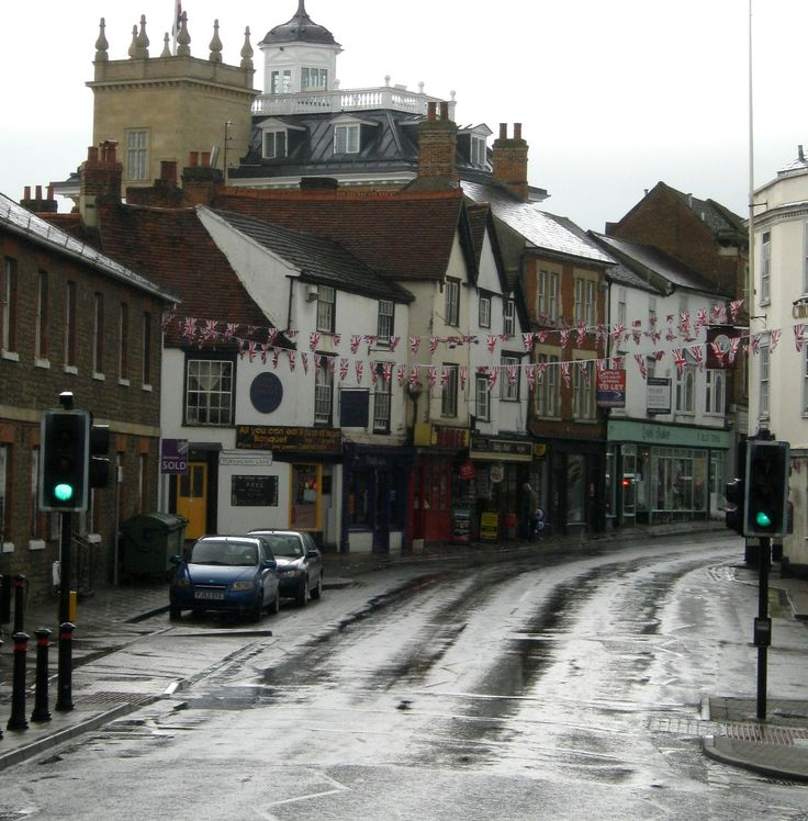Abingdon, Oxfordshire, England, UK