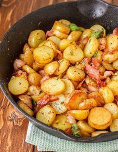 20 salades aux pommes de terre merveilleusement bonnes à tester absolument cet été !