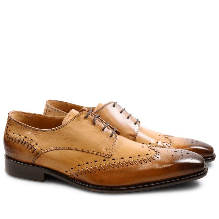 Derby Schuhe Clark 1 Crust Tortora Beige LS