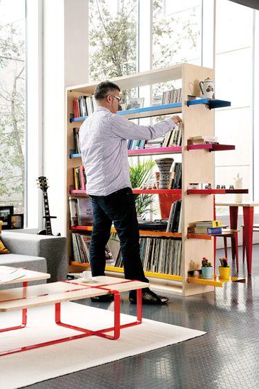 shelves: Ideas, Bookcases, Sunsets, Book Shelves, Furniture, Rs Barcelona
