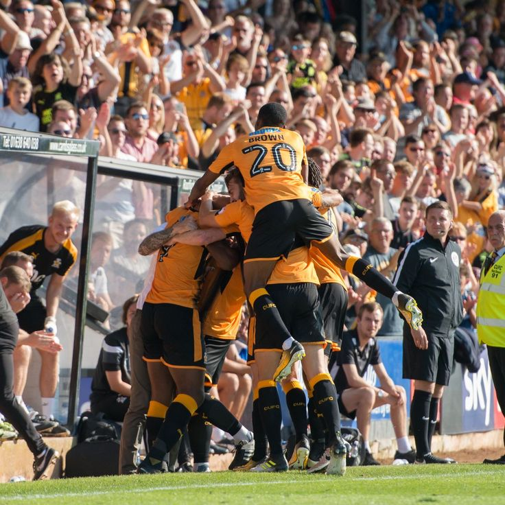 Cambridge United 1 Colchester United 0