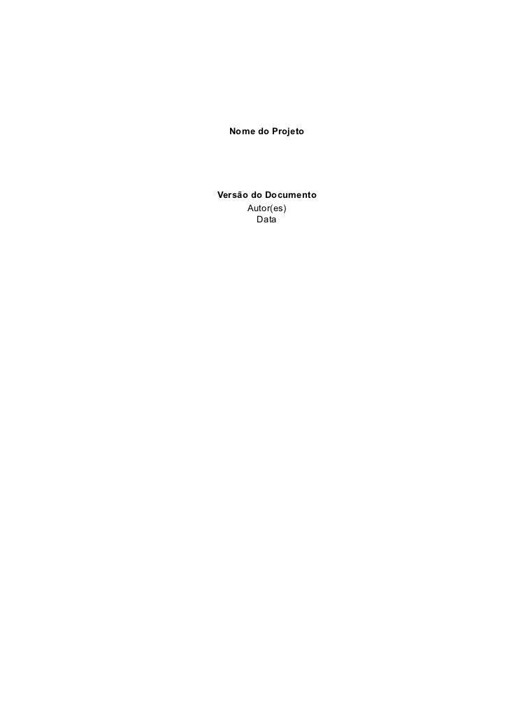 Modelo de Game Design Document