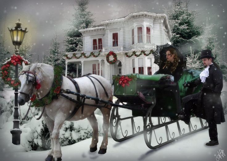 Live Winter Snow Fall Background Wallpaper 81 Best Horse Drawn Sleighs Images On Pinterest Horse