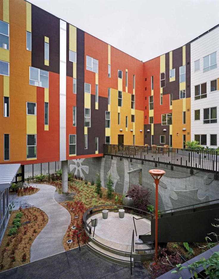 Armstrong Place Senior Housing (Rental Apartments)   San Francisco| David  Baker + Partners