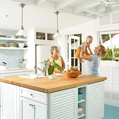 80 Best Beach House Kitchens Images On Pinterest Beach House Kitchens Coastal Kitchens And Dream Kitchens