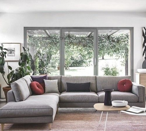 The Metro Sofa By Calligaris Features Tailoring Details Such As Pipe Work  Trim Around The Arm