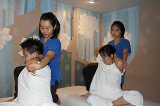 Best Affordable Spa Treatments Spa for less@Thai New York Spa 1718 932 0999: Free Chocolate and Champagne with 60 min Couples m...
